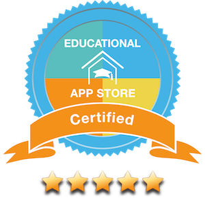 Educational App Store Certified: 4 stars for Dyslexia Test & Tips